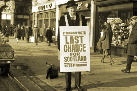 Spirit of 1979: Only a late rule change stopped Scotland from becoming independent 33 years ago